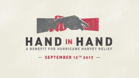 Entertainment Community Comes Together to Help Those Affected by Hurricane Harvey with HAND IN HAND: A Benefit for Hurricane Harvey Relief Telethon
