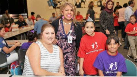 Comcast celebrates 10th anniversary with Big Brothers Big Sisters