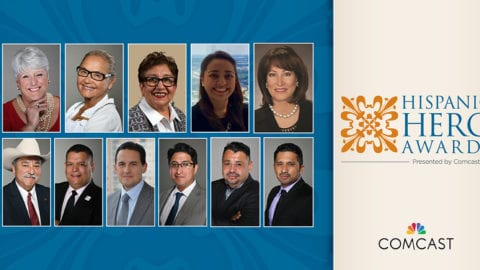 2018 Hispanic Hero Awards – Winners Announced