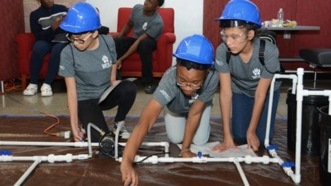 700 Students Across Houston Empowered by Comcast Techpak