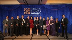 Some of Houston's finest recognized during Hispanic Heritage Month