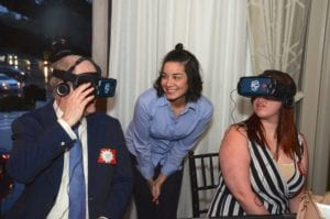Houston's Key Influencers Experience High-Speed Entertainment at The Blast