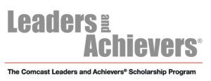 Leaders and Achievers Scholarship Program Logo