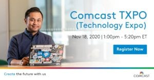 Comcast Hosts Expo for Tech Enthusiasts